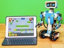 Jesse - Lego Robotics